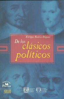 DE LOS CLASICOS POLITICOS / 3 ED.