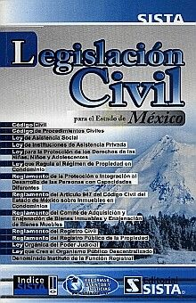 LEGISLACION CIVIL PARA EL ESTADO DE MEXICO