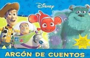 PIXAR / PD. (ARCON DE CUENTOS CON 4 LIBROS)