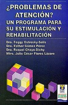 PROBLEMAS DE ATENCION. UN PROGRAMA PARA SU ESTIMULACION Y REHABILITACION (INCLUYE CUADERNO DE TRABAJO)