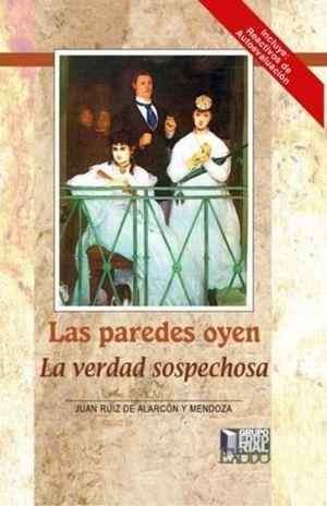 PAREDES OYEN, LAS / LA VERDAD SOSPECHOSA