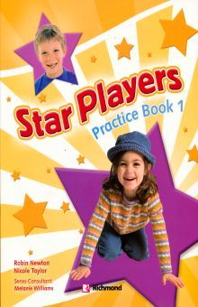 STAR PLAYERS 1. PRACTICE BOOK