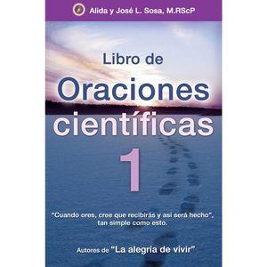LIBRO DE ORACIONES CIENTIFICAS 1