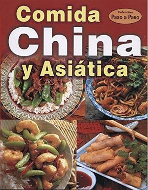 COMIDA CHINA Y ASIATICA
