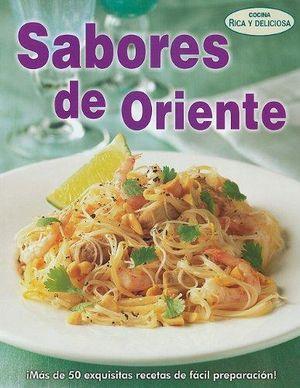 SABORES DE ORIENTE