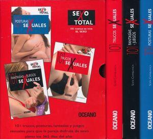 PAQ. SEXO TOTAL. 101 FORMAS DE VIVIR EL SEXO / PD.