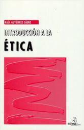 INTRODUCCION A LA ETICA. BACHILLERATO / 8 ED.