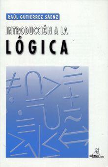 INTRODUCCION A LA LOGICA. BACHILLERATO