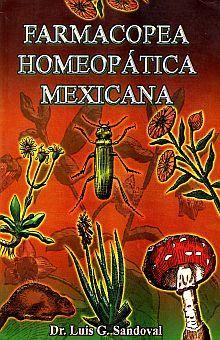 FARMACOPEA HOMEOPATICA MEXICANA