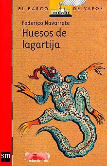 HUESOS DE LAGARTIJA