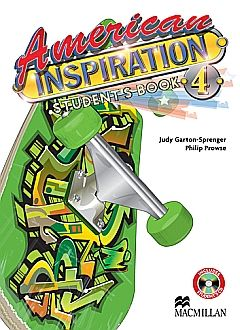 AMERICAN INSPIRATION 4 STUDENTS BOOK PACK (WITH CD)
