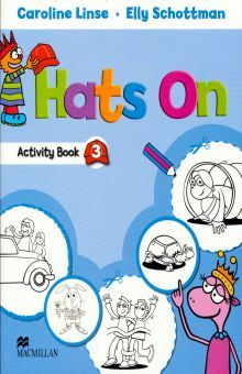HATS ON 3. ACTIVITY BOOK