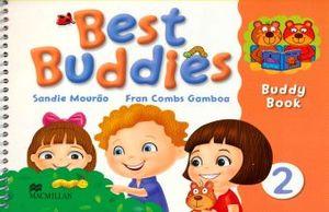BEST BUDDIES 2. BUDDY BOOK