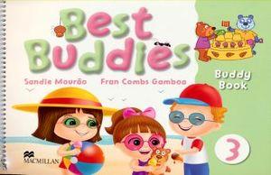 BEST BUDDIES 3. BUDDY BOOK