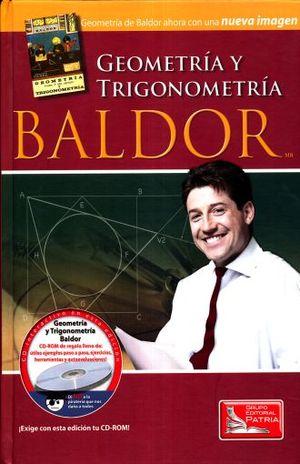 GEOMETRIA Y TRIGONOMETRIA BALDOR / 2 ED. / PD. (INCLUYE CD ROM)