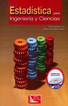 ESTADISTICA PARA INGENIERIA Y CIENCIAS (INCLUYE CD)