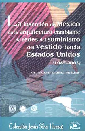INSERCION DE MEXICO EN LA ARQUITECTURA CAMBIANTE DE REDES DEL SUMINISTRO DEL VESTIDO HACIA ESTADOS