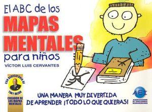 ABC DE LOS MAPAS MENTALES PARA NIÑOS, EL