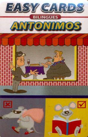 EASY CARDS BILINGUES ANTONIMOUS / ANTONIMOS