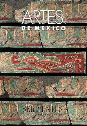 ARTES DE MEXICO # 32. SERPIENTE  EN EL ARTE PREHISPANICO
