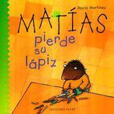 MATIAS PIERDE SU LAPIZ / PD.