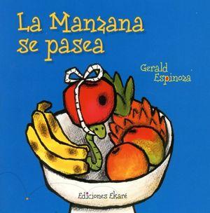 La manzana se pasea / 5 ed. / pd.