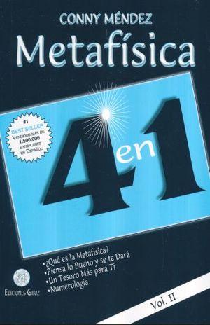 METAFISICA 4 EN 1 / VOL. II / 2 ED.