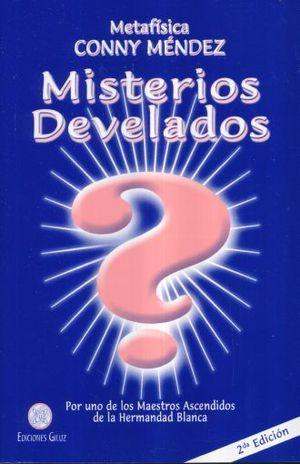 MISTERIOS DEVELADOS / 2 ED.