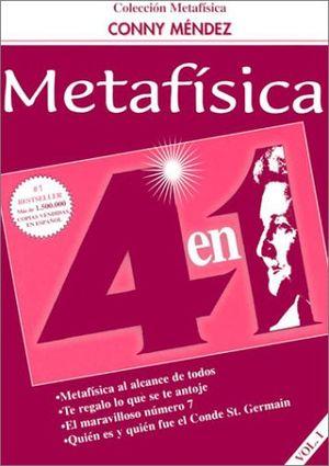 METAFISICA 4 EN 1 / VOL 1