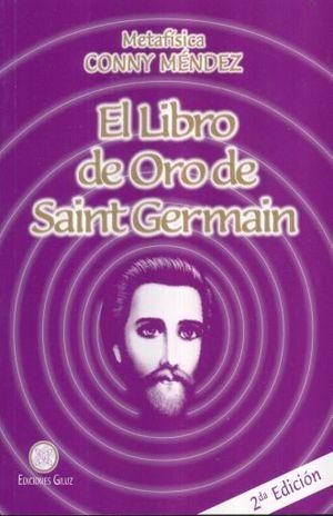 LIBRO DE ORO DE SAINT GERMAIN, EL / 2 ED.