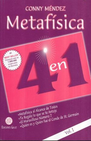 METAFISICA 4 EN 1 / VOL. I / 2 ED.