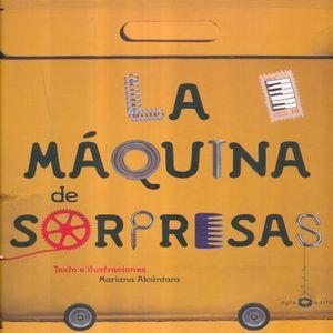 MAQUINA DE SORPRESAS, LA / PD.