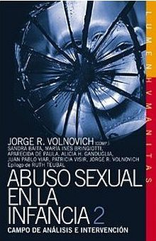 ABUSO SEXUAL EN LA INFANCIA 2. CAMPO DE ANALISI E INTERVENCION