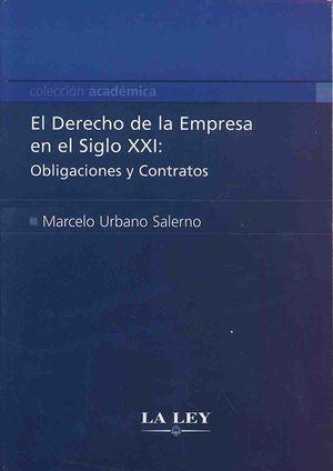 DERECHO DE LA EMPRESA EN EL SIGLO XXI, EL