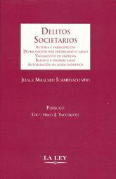DELITOS SOCIETARIOS / PD.