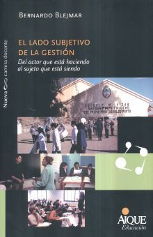 LADO SUBJETIVO DE LA GESTION, EL