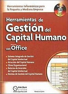 HERRAMIENTAS DE GESTION DEL CAPITAL HUMANO CON OFFICE (INCLUYE CD)