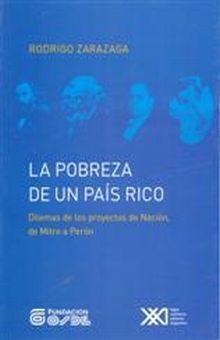 POBREZA DE UN PAIS RICO, LA