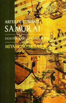 ARTES DE COMBATE SAMURAI. ESCRITOS SOBRE LA CINCO RUEDAS