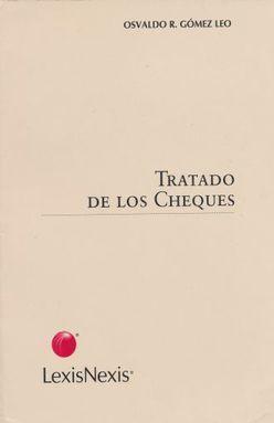 TRATADO DE LOS CHEQUES