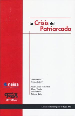 CRISIS DEL PATRIARCADO, LA