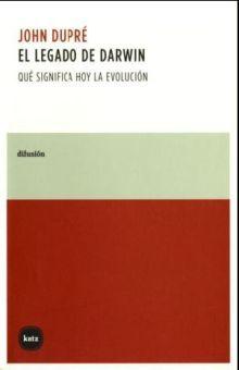 LEGADO DE DARWIN, EL