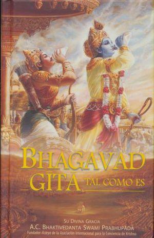 BHAGAVAD GITA TAL COMO ES / PD.
