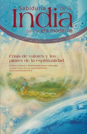 SABIDURIA DE LA INDIA PARA LA ERA MODERNA (TRES TOMOS)