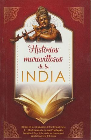 HISTORIAS MARAVILLOSAS DE LA INDIA