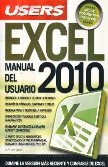 EXCEL 2010 MANUAL DEL USUARIO / USERS
