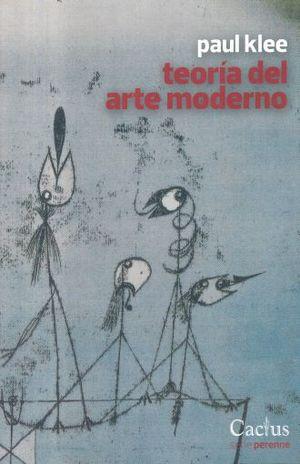 TEORIA DEL ARTE MODERNO