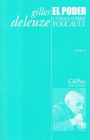 PODER, EL. CURSO SOBRE FOUCAULT 2