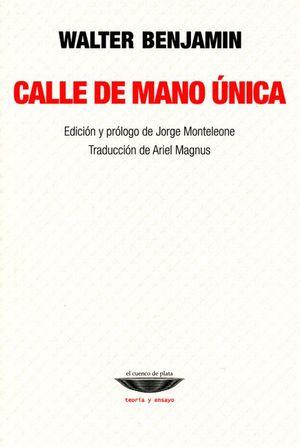 CALLE DE MANO UNICA