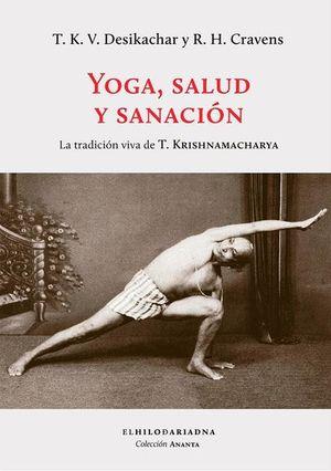 Yoga, salud y sanación